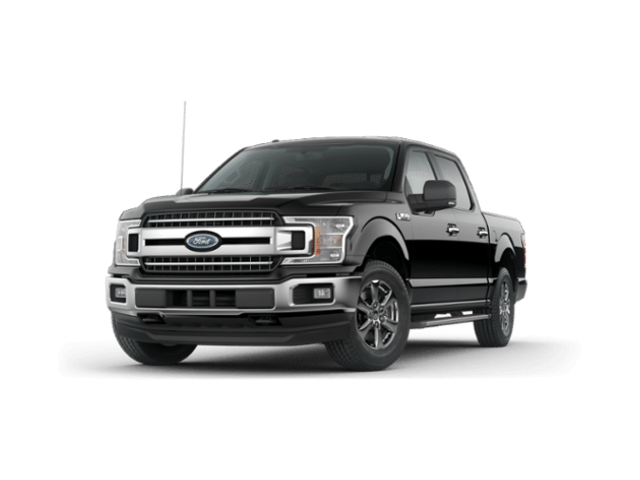 2018 Ford F150 4WD XLT Truck SuperCrew Cab